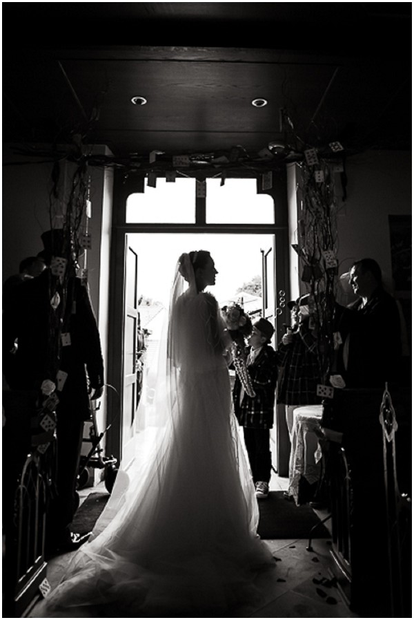 iconic bridal silhouette