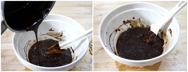 melted chocolate cake recipe