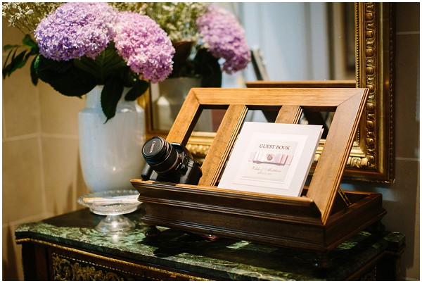 photography wedding guest-book