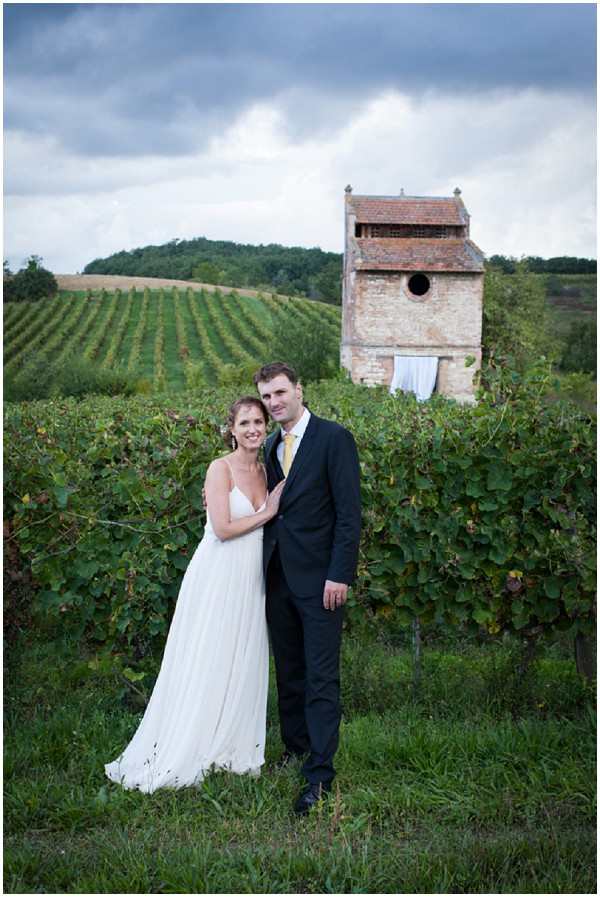rustic wedding south of france