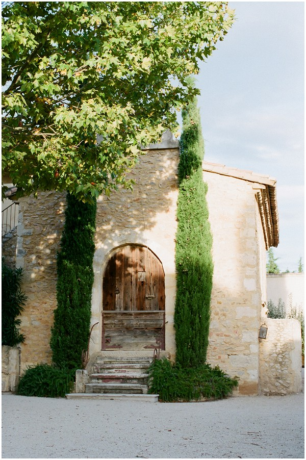 wedding chapel provence