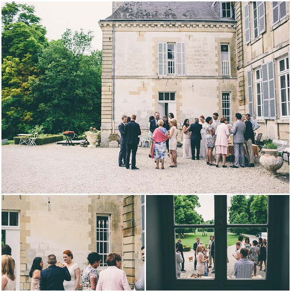 wedding in Champagne France