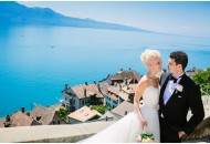 wedding lake geneva