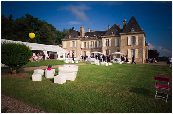 Bien connu Neon Wedding in Dordogne France RP35