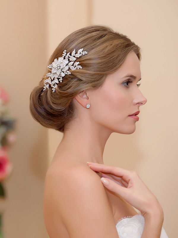 Heirloom Fleur Headpiece