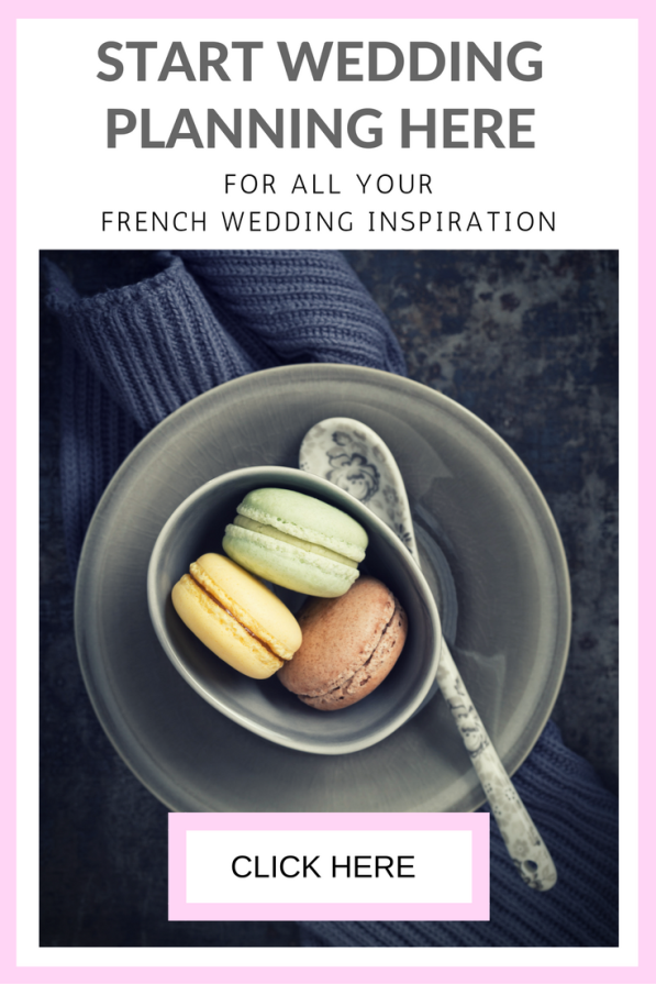 French Wedding Style Newsletter