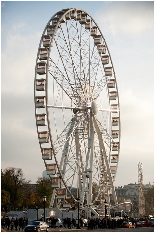 big wheel paris