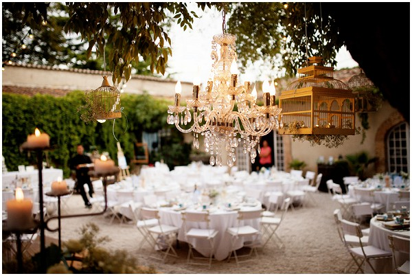 A Vintage Style Summer Wedding In Provence For Becky Tony
