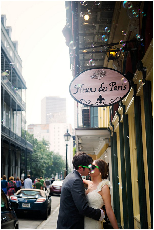 french wedding new orleans