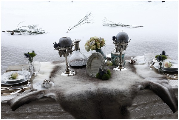french winter wedding inspiration