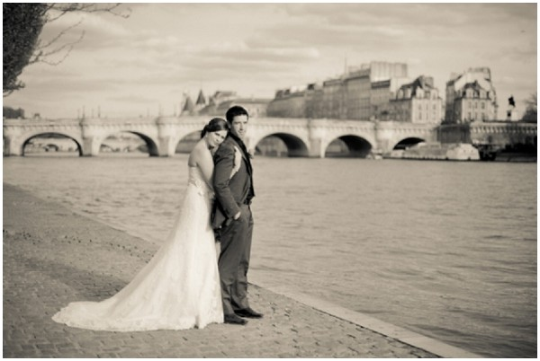 married in paris