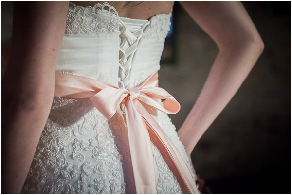 pink bow dress