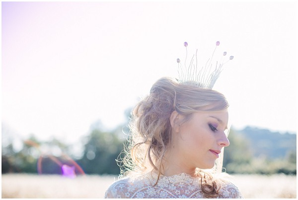 queen bridal crown