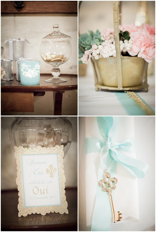 sleeping beauty wedding decor