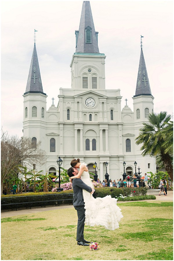 wedding new orleans