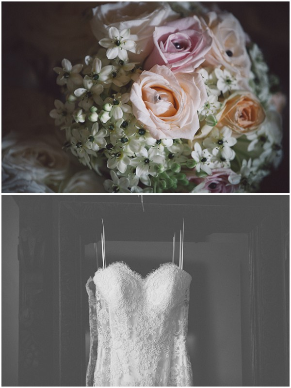 Pastel wedding flowers  | Image by Craig George Photography
