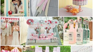 carnival fair wedding ideas