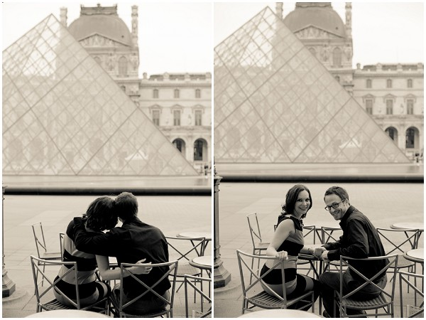 engagement louvre Paris