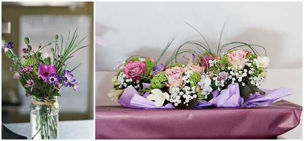 radiant orchid bouquets