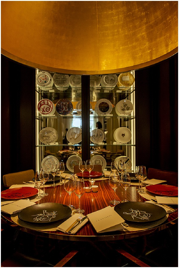 royal monceau dining