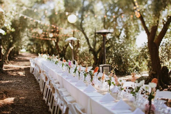 Top 5 spring wedding trends