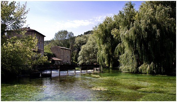 Water mill provence