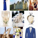 cobalt blue wedding ideas