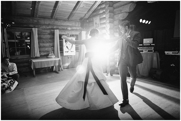 first dance chamonix