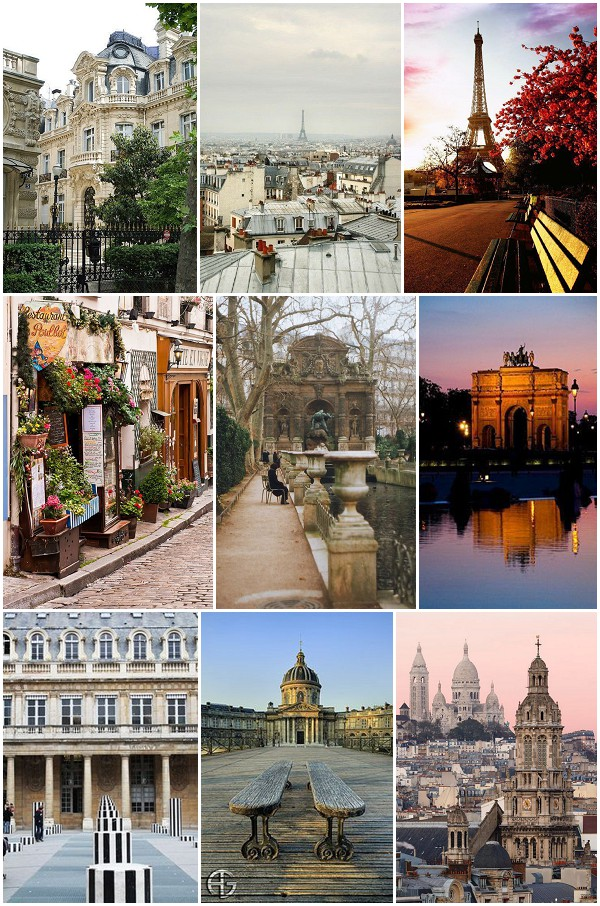 paris travel pinspiration