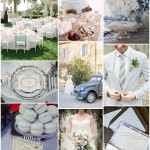 powder blue wedding ideas