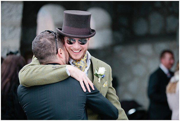 top hat groom