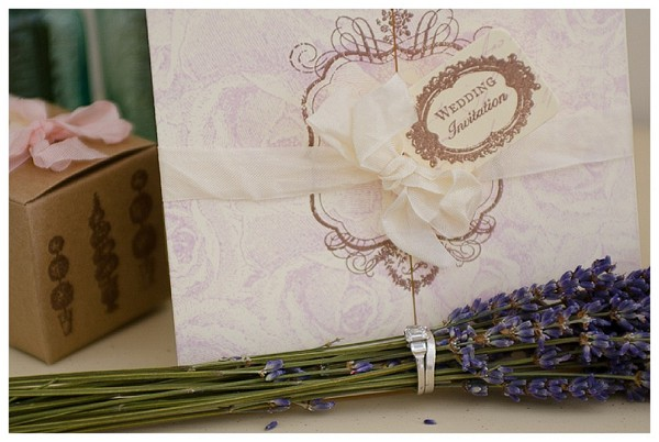 wedding ideas lavender