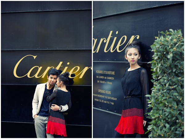 wedding session paris