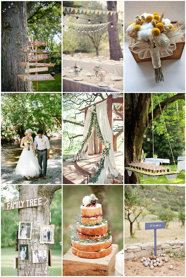backyard bbq wedding ideas read more