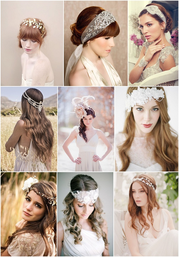 diy vintage wedding hair accessories diy vintage wedding ...
