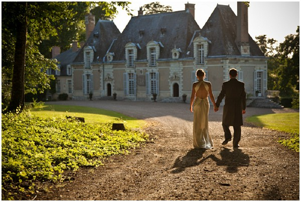 destination wedding chateau