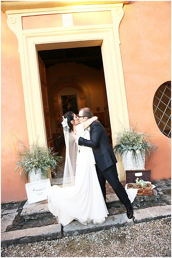 french italian wedding