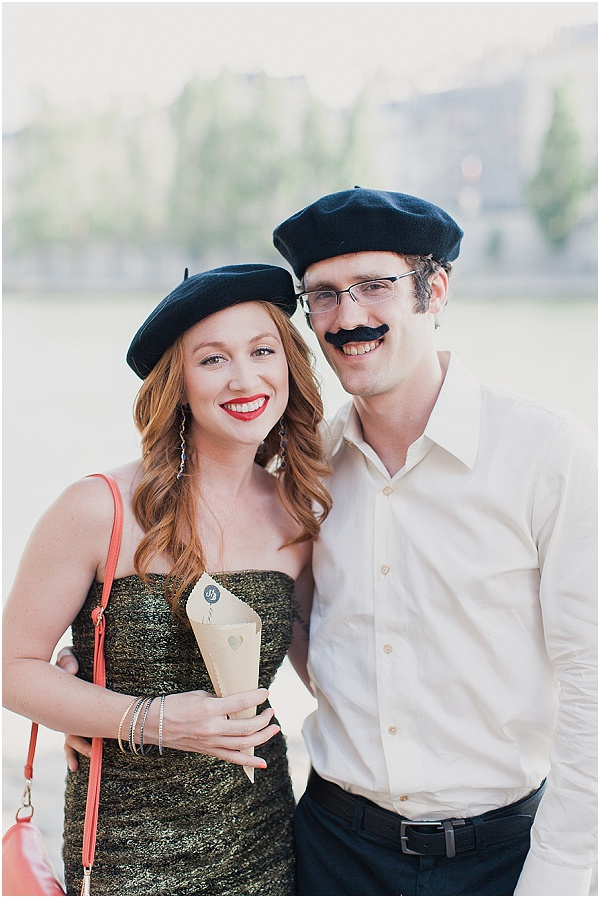 french themed wedding