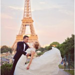post wedding shoot paris