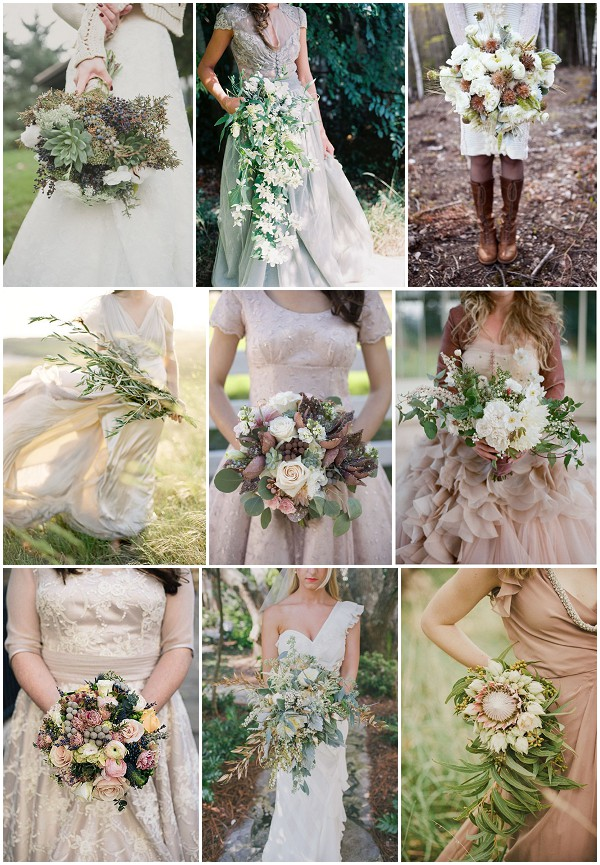 Wedding bouquet pinspiration rustic wedding bouquet ideas junglespirit Gallery