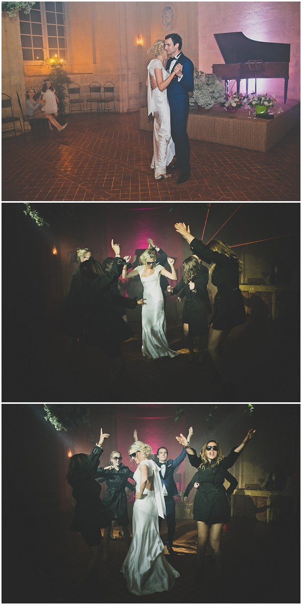 surprise first dance