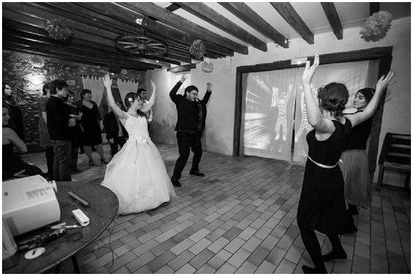 surprise wedding dance