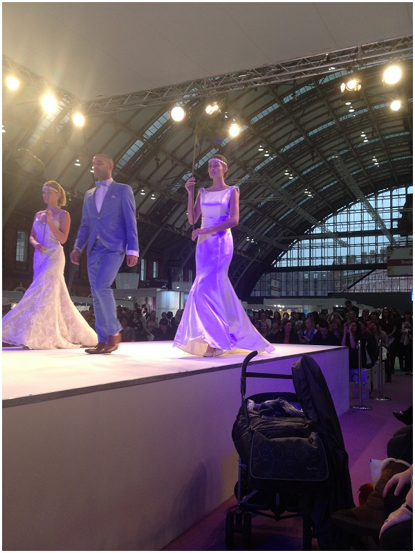 wedding bridal catwalk