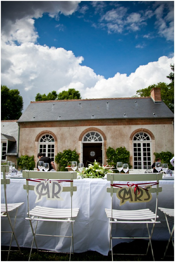wedding in loire valley