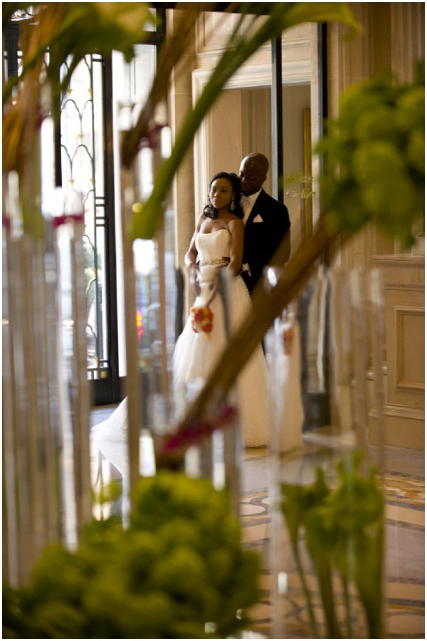 wedding at four seasons Paris
