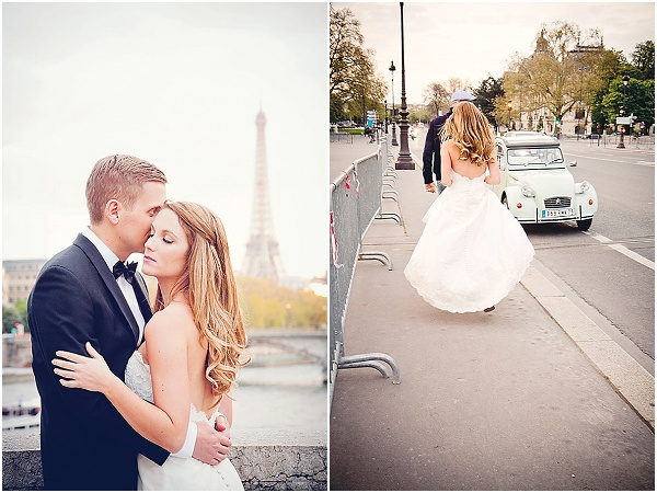 weding in paris