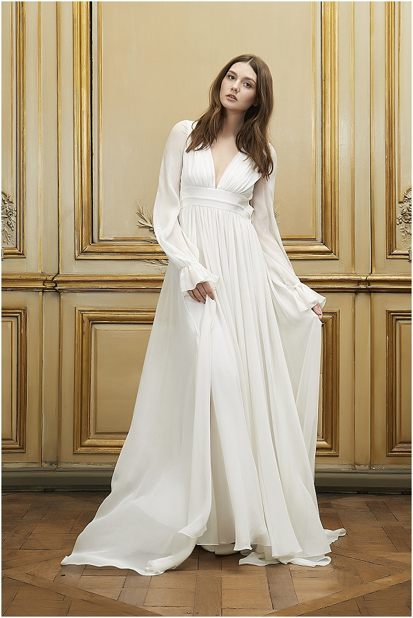 Parisian Wedding Dress Designer