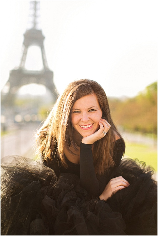Portrait shoot in paris