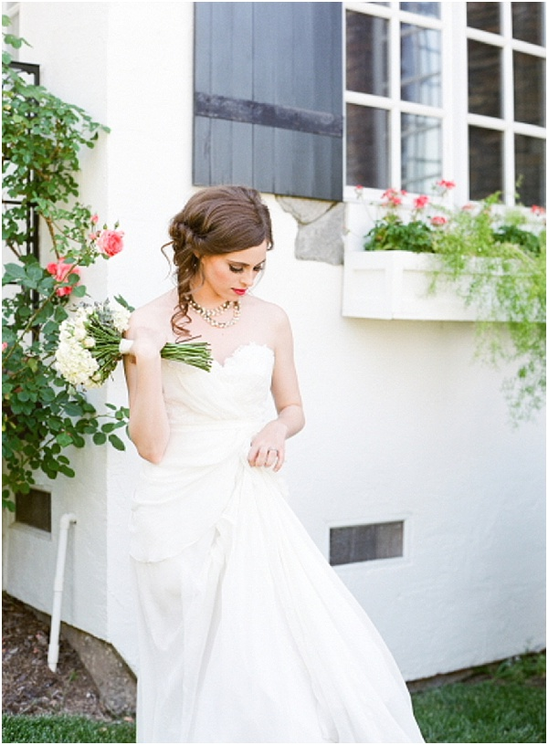 claire la faye wedding dress