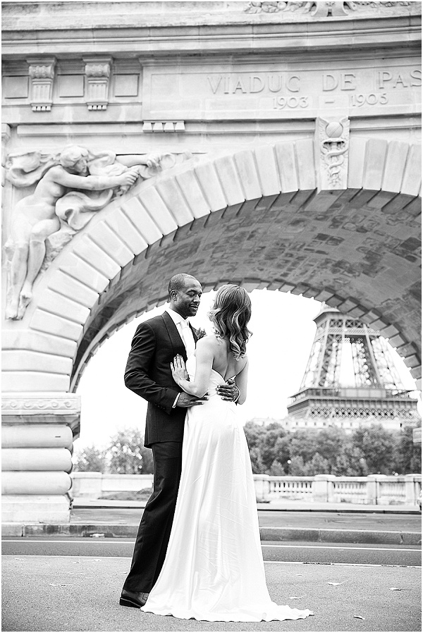 glamorous paris wedding